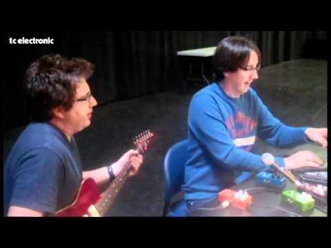Michael Britt creates a triple vibe shaker vibrato TonePrint