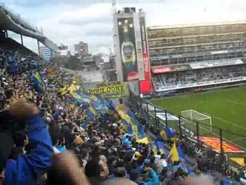 Vamos Boca Juniors que tenes que ganar - La 12 - Boca Juniors - Argentina - América del Sur