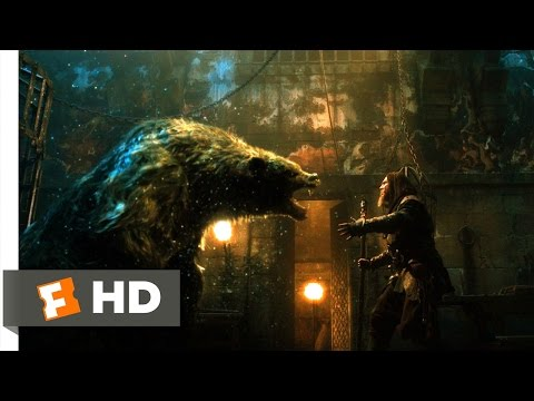 Seventh Son (2014) - Master Gregory vs. Urag Scene (4/10) | Movieclips