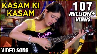 Video Kasam Ki Kasam Full Song With Lyrics | Main Prem Ki Diwani Hoon | Shaan Songs | Kareena Kapoor Songs MP3, 3GP, MP4, WEBM, AVI, FLV Mei 2018