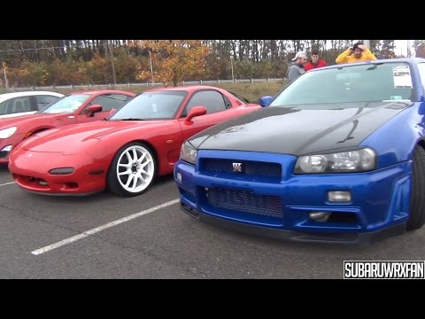 pittsburgh - The last official Cars N' Coffee meet of the year here! Which car was your favorite? Song is 'Over' by LarsM & Side-B ft. Aloma Steele and can be heard in it's entirety here: http://youtu.be/QBpZD6...