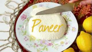 Best homemade paneer