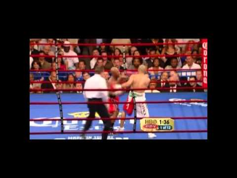 Zab Judah vs Miguel Cotto
