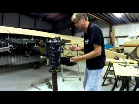 Airplane Repo – Kevin Lacey – Engine Overhaul Series – Cylinder Installation