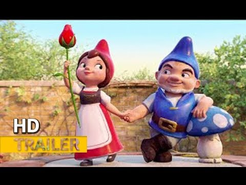 Sherlock Gnomes (2018) | OFFICIAL TRAILER