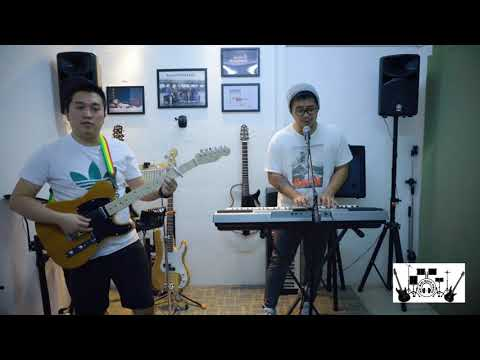 ALL FOR LOVE by Hillsong United ( Cover @ Jery Music Studio )