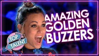 Video TOP 3 GOLDEN BUZZER AUDITIONS | Spains Got Talent 2018 | Top Talent MP3, 3GP, MP4, WEBM, AVI, FLV Juni 2018