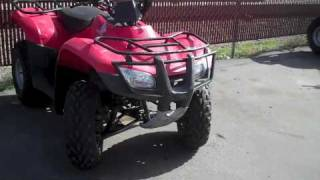 3. '05 Used honda FourTrax Recon (TRX250TM) Video in Nampa Idaho