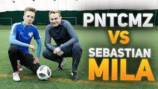 Video Sebastian Mila VS PNTCMZ | Pojedynek piłkarski! MP3, 3GP, MP4, WEBM, AVI, FLV September 2019