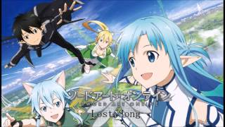 Video [Nightcore]Sword Art Online Lost Song OP: Cynthia no Hikari 刀劍神域 失落之歌 OP :シンシアの光 MP3, 3GP, MP4, WEBM, AVI, FLV Desember 2017