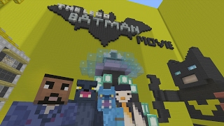 Minecraft XBOX - Hide and Seek - The LEGO Batman Movie