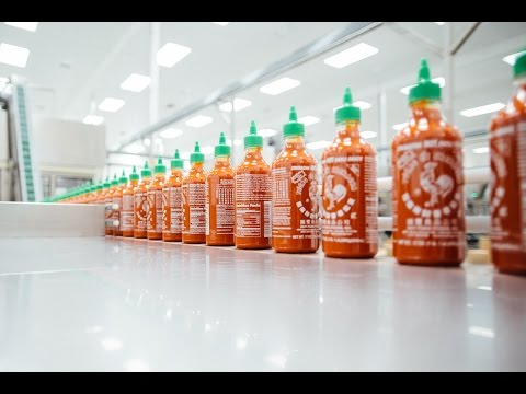 Inside the factory that makes Sriracha