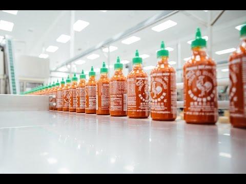 Inside the factory that makes Sriracha