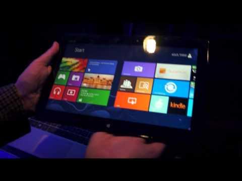 Asus VivoTab TF810 - tablet ze stacją dokującą i Windowsem 8