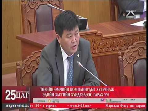 Хөрөнгийн бирж, Монгол Шуудан, Оргил рашаан сувиллыг хувьчлах асуудлаар гишүүдийн байр суурь