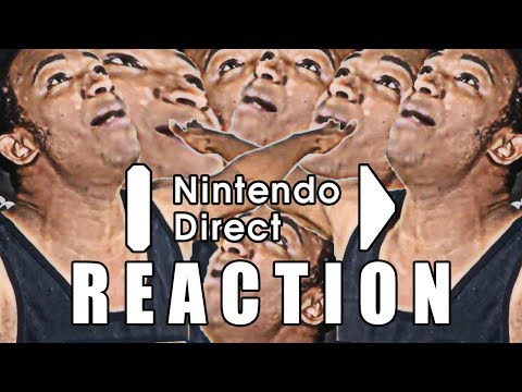Etika's Nintendo Direct Reaction In A Nutshell [Stream Highlights]