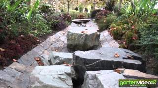 #982 Central Garden - Der Weg durch den Garten