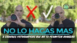 Video 8 ERRORES FOTOGRAFICOS QUE NO TE PERMITEN AVANZAR - CONSEJOS PARA MEJORAR TUS FOTOS MP3, 3GP, MP4, WEBM, AVI, FLV September 2019