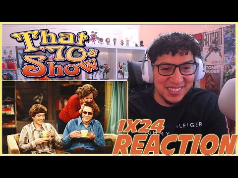 ITS A NIGHTMARE! | That '70s Show 1x24 REACTION | Season 1 Episode 24