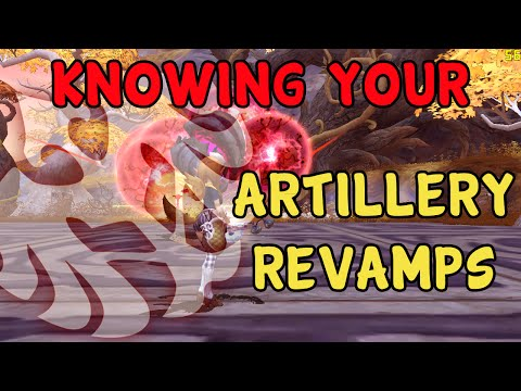 #10 Knowing Your Artillery Revamps - Extension Arrow EX ; Fatal Tracking Arrows -  Dragon Nest SEA