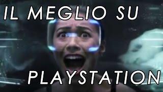 I MIGLIORI GIOCHI PER PLAYSTATION 4 VR