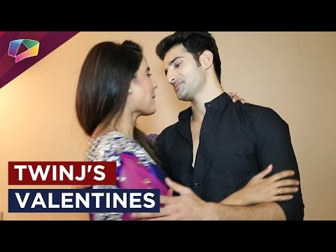 Kunj and Twinkle celebrate Valentine's Day