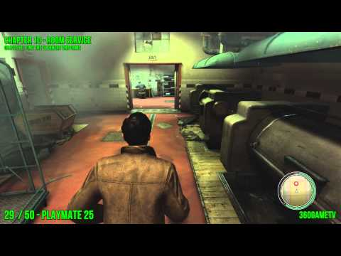 Mafia II - All Playboy Magazine Locations (Story Collectible) Ladies Man Achievement Trophy Guide 4K
