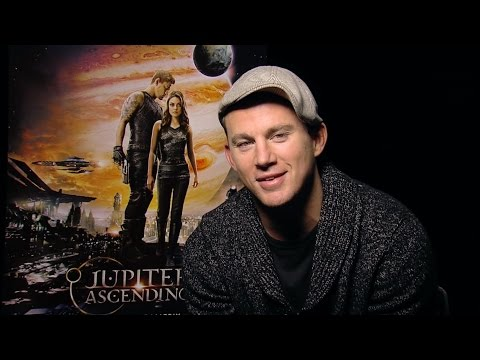 Fan Questions with Channing Tatum - Favorite Sci-F