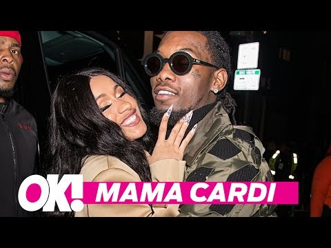 Find Out What Cardi B Named Her 1st Daughter!