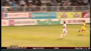 HAGL 3 - 2 Hà Nội T&T [V-League 01-09-2015], công phượng, u23 việt nam, vleague