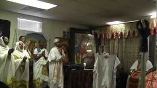 Kidist Mitiku PART 3 @ Houston Debre Genet Beata Le Mariam