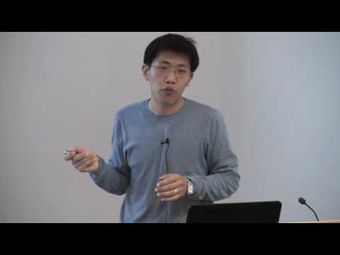 Cryo-EM14 lecture 9: Modelling in cryo EM maps - Leifu Chang and Alan Brown