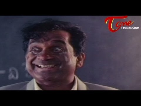 Uncle Movie Scene Brahmanandam Class Room Comedy