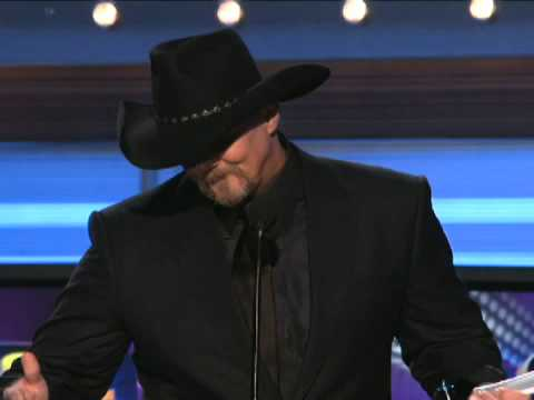 Trace Adkins Wins Single Of The Year For