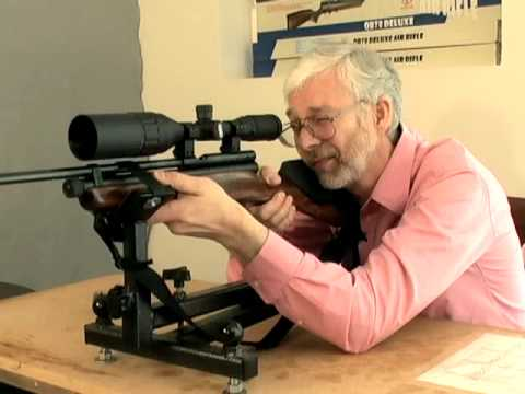 The Easy Way to Sight-In an Air Rifle Scope