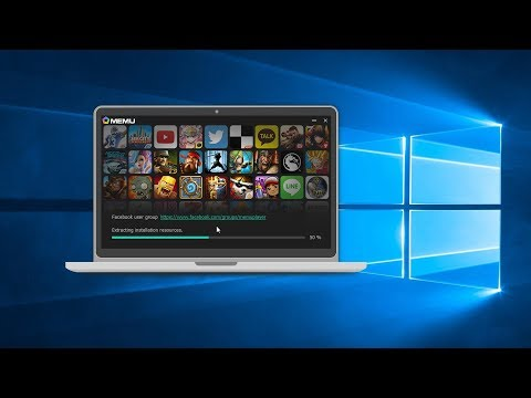 MeMu Android Emulator or App Player v.6 for Windows 10 Installation and Overview Guide 2019