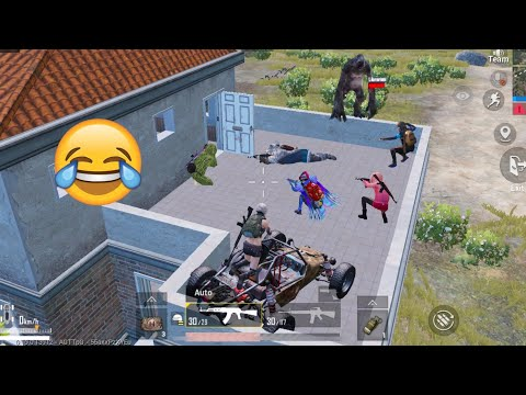 New Trolling Of Noobs 🤣😁 |PUBG MOBILE FUNNY MOMENTS