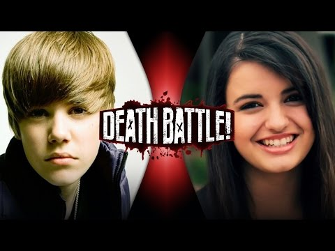 DEATH BATTLE! - Justin Bieber VS Rebecca Black Video