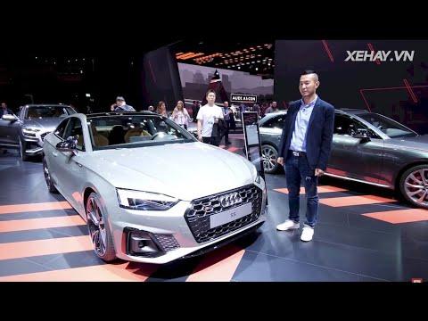 Cùng khám phá và ngắm nhìn chiếc Audi S5 2020 - 350 mã lực, đẹp - thể thao - hiệu năng cao @ vcloz.com