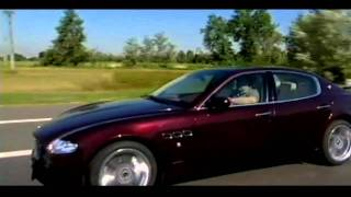 Maserati Quattroporte - Dream Cars