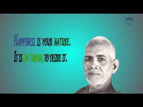Ramana Maharshi: Quotes of Wisdom – 2