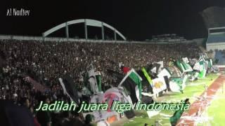 Jejak Langkahku - Brigata Curva Sud  || PSS Sleman Vs Madura United (01-04-2017)