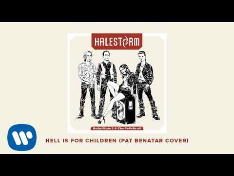 Tekst piosenki Halestorm - Hell is for Children po polsku