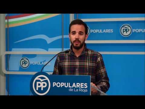 Rubén Gutiérrez analiza la evolución del empleo juvenil en La Rioja