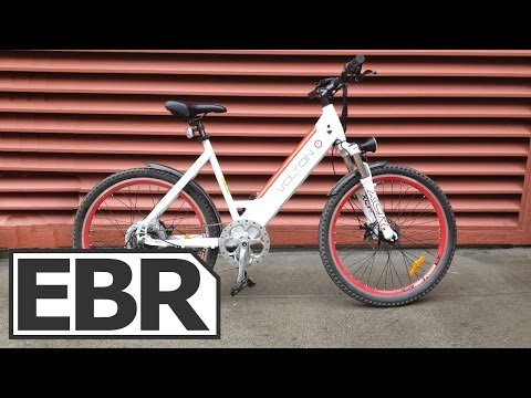 Volton Alation ST Video Review – Cheap Electric Mountain Bike with Step-Through Frame