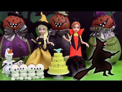 Reine des Neiges Pâte à modeler Play Doh Coffret Anniversaire Fête Givrée Halloween
