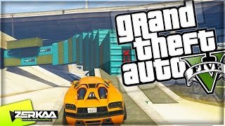 WALLRIDING THROUGH TUNNELS | GTA 5 Funny Moments | E626 (GTA 5 PS4)