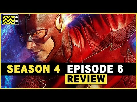 The Flash Season 4 Episode 6 Review & After Show | AfterBuzz TV