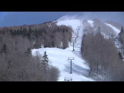Bromley Mountain, Vermont - Snowmaking 2010