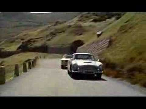 DB5 in Goldfinger